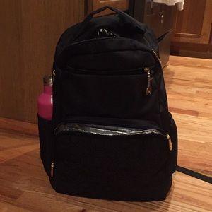 Jonathan Adler diaper bag/backpack